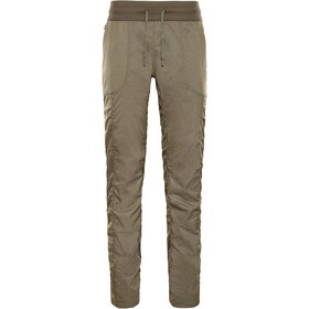 The North Face Aphrodite 2.0 Pantalones Mujer, new taupe green heather
